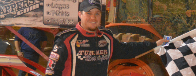David McCoy doubled up on Saturday night at Georgia's Toccoa Raceway. The Franklin, North Carolina wheelman swept the night's Late Model features, taking wins in both the Limited Late Model […]