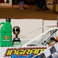 Mike Pegher, Jr. made the long drive from Cranberry Township, Pennsylvania to Cochran, Georgia pay off in a big way, as he scored the NeSmith Dirt Late Model Series victory […]