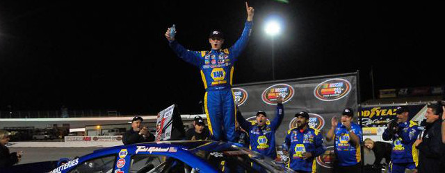 It wasn't easy, but Thursday was Todd Gilliland's day at Kern County Raceway Park. After winning the only practice of the day at the California track, the 16-year-old from Sherrills […]