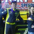 Brandon Haley edged out Ashley Poole to take home the Limited Late Model feature victory Saturday night at Georgia's Lavonia Speedway. Haley, who hails from Lavonia, Georgia, topped a strong […]