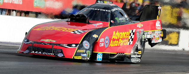 Courtney Force secured the Funny Car No. 1 qualifier Saturday at the 30th annual NHRA SpringNationals for the NHRA Mello Yello Drag Racing Series at Texas' Royal Purple Raceway. Clay […]