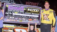 Shane Clanton took the lead on lap two from Zach Leonhardi, and then led the rest of the way to score the win in the ULTIMATE Super Late Model Series […]