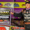 Dale McDowell made a late-race charge through lapped traffic to take the lead with three laps to go and capture his third career ULTIMATE Super Late Model Series win on […]