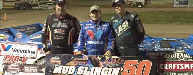 Brandon Sheppard stole the lead from Frank Heckenast, Jr. in traffic on lap 10 and then dominated the final 40 laps to earn his first career win on Canadian soil […]
