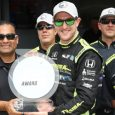 Charlie Kimball sped to the first pole position of his Verizon IndyCar Series career, claiming the Verizon P1 Award in record time for the Rainguard Water Sealers 600 at Texas […]