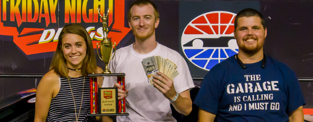 Drivers took to the pit lane drag strip at Atlanta Motor Speedway in Week 7 action of the O'Reilly Auto Parts Friday Night Drags last week. David Waksman, winner of […]
