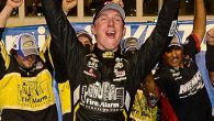"""""""Happy Father's Day!"""" a crew member shouted at team owner Joe Nemechek Saturday night as track workers put together the victory lane stage behind them. Nemechek had already passed out […]"""