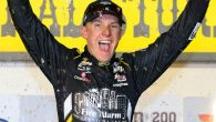 John Hunter Nemechek won for the second weekend in a row after a thrilling victory in Friday night's M&M's 200 NASCAR Camping World Truck Series race at Iowa Speedway. Nemechek […]