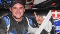 Justin Carroll drove to his third Bojangles Late Model victory of the season in NASCAR Whelen All-American Series action Saturday night at North Carolina's Hickory Motor Speedway. Dexter Canipe, Jr., […]