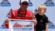 Kyle Larson didn't think he had a pole-winning lap, especially after he wheel-hopped into turn 11 at Sonoma Raceway and lost speed through the tight hairpin corner in Saturday's Monster […]