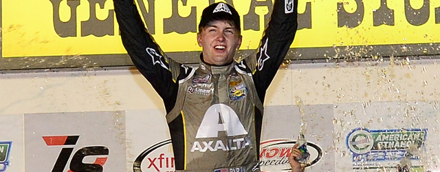 Just one week after losing out on his first-career NASCAR Xfinity Series victory by the thinnest of margins, William Byron finally got to roll into victory lane after winning Saturday […]