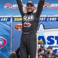 For much of Saturday's NASCAR Whelen Modified Tour race, Bobby Santos was riding in the middle of the pack. The Franklin, Massachusetts, driver began his charge with 15 laps to […]