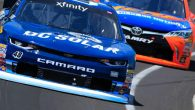 The spoiler is taller and wider. The front splitter is larger, too. And restrictor plates will cut the capability of NASCAR Xfinity Series engines by more than 200 horsepower. But […]
