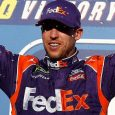 If Denny Hamlin wins Sunday's ISM Connect 300 at New Hampshire Motor Speedway, he'll have to face his fear. Not on the race track, mind you. In Victory Lane. As […]