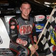 Joey Polewarczyk, Jr. outgunned reigning Ben Rowe on a pair of late-race restarts to claim the PASS North Super Late Model victory at Beech Ridge Motor Speedway in Scarborough, Maine […]