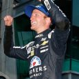 Kasey Kahne edged ahead of Brad Keselowski on the second of two Overtime restarts to get the lead, and when a crash broke out behind him to end the race, […]