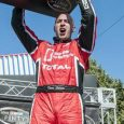 It only took Kevin Lacroix seven laps to get the lead, once he got there he didn't look back. The 28-year-old driver from Saint- Eustache, Quebec, held off hard charges […]