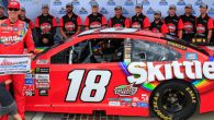 Kyle Busch's quest for an unprecedented third straight Monster Energy NASCAR Cup Series victory at Indianapolis Motor Speedway couldn't have gotten off to a better start on Saturday evening. Streaking […]