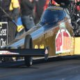 Leah Pritchett (Top Fuel), Robert Hight (Funny Car), Drew Skillman (Pro Stock) and Matt Smith (Pro Stock Motorcycle) earned No. 1 qualifying positions and will lead their classes into Sunday's […]