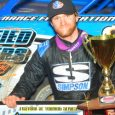 It took an extra couple of days, but Matthew Nance took home the win in the Charlie Mize Memorial for the FASTRAK Southeast Region Tour Monday at Georgia's Lavonia Speedway. […]