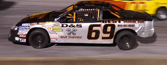At the end of Friday Night's Front Wheel Frenzy feature at Anderson Motor Speedway in Williamston, South Carolina, Tommy Davis thought he'd have to settle for a second place result. […]