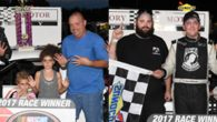 Charlie Watson and Ryan Millington both made trips to Victory Lane at North Carolina's historic Hickory Motor Speedway, as both scored wins in a pair of features for the Bojangles […]