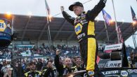 Chris Eggleston's championship charge is underway. The 28-year-old from Erie, Colorado, dominated Saturday evening's NASCAR K&N Pro Series West NAPA Auto Parts 150 Evergreen Speedway for his fourth win of […]