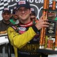 With a weekend away from his NASCAR Camping World Truck Series duties, Grant Enfinger opted for an ARCA Racing Series adventure at the Illinois State Fairgrounds mile dirt and turned […]