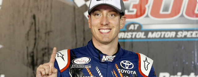 Kyle Busch beat up on the NASCAR Xfinity Series drivers yet again with a domineering performance in Friday night's Food City 300 at Bristol Motor Speedway for second Bristol win […]