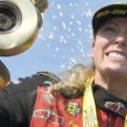 Leah Pritchett piloted her dragster to her fourth Top Fuel victory of the season Sunday at the Lucas Oil NHRA Nationals at Brainerd International Raceway. Alexis DeJoria (Funny Car), Tanner […]