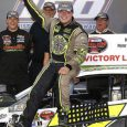 Patrick Emerling swept his way to Victory Lane with a near-perfect performance at Bristol Motor Speedway on Wednesday. The Orchard Park, New York, driver was fastest in practice, won the […]