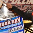 Shane Tankersley made his way to the front in Sunday's FASTRAK Pro Late Model feature, and went on to win at Georgia's Toccoa Raceway. Tankersley, who hails from Blue Ridge, […]