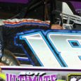 Brett Hamm dominated Saturday night's Clark Hill Classic for the ULTIMATE Super Late Model Series at South Carolina's Modoc Raceway. The Newberry, South Carolina racer scored the pole and led […]
