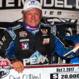 Don O'Neal completed a weekend sweep, winning the 29th Annual Pittsburgher 100 on Saturday night at Pittsburgh's Pennsylvania Motor Speedway. O'Neal led from start to finish to collect $20,000 for […]