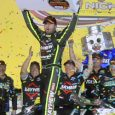 Sometimes when you don't have the best car, a driver must rely on instincts and experience to get the win. Defending NASCAR Whelen Modified Tour champion Doug Coby used both […]