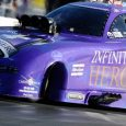 Jack Beckman set both ends of the track record for the Funny Car class during the final qualifying session to secure the No. 1 position at the NHRA Toyota Nationals […]
