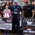 Jonathan Davenport decided on Thursday morning that he would make the four-hour trek from Blairsville, Georgia to Concord, North Carolina to The Dirt Track at Charlotte to enter into the […]