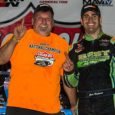 Josh Richards completed a dream night at Ohio's Portsmouth Raceway Park on Saturday night. The West Virginia native won his first-career Rhino Ag Dirt Track World Championship, worth $100,000, and […]