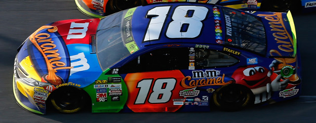 The four-round elimination-style Monster Energy NASCAR Cup Series Playoffs can chew a driver up and spit him out in no time. Kyle Busch knows this as well as anyone. The […]