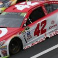 Kyle Larson scored a top-10 in Sunday's Bank of America 500 at Charlotte Motor Speedway, but the driver of the No. 42 Chip Ganassi Racing Chevrolet left the first race […]