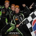 Throughout most of Saturday's 10-hour Petit Le Mans at Road Atlanta, the pair of Tequila Patrón ESM Nissan DPi cars were the class of the field. The team's No. 22 […]