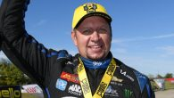 Robert Hight scored the Funny Car victory Sunday at the 32nd annual AAA Texas NHRA FallNationals at Texas Motorplex. Brittany Force (Top Fuel), Jason Line (Pro Stock) and Eddie Krawiec […]