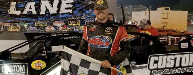 T.J. Reaid closed out the 2017 Southern All Star Dirt Racing Series season with a victory on Saturday night at Talladega Short Track in Eastaboga, Alabama. Reaid, of Acworth, Georgia, […]