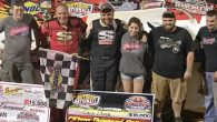 Zack Dohm scored the biggest win of his career on Saturday night, as he powered to the Schaeffer's Oil Southern Nationals Bonus Series victory at Ponderosa Speedway in Junction City, […]
