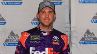 With a dramatic run late in Friday's knockout qualifying session at Homestead-Miami Speedway, Denny Hamlin knocked Championship 4 contender Martin Truex, Jr. off the pole for Sunday's Ford Eco-Boost 400. […]