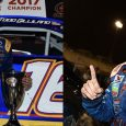 On a night where one Bill McAnally Racing teenager earned his first career win, another earned his second career NASCAR K&N Pro Series West championship. Derek Kraus won the West […]