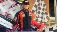 Trey Starks led wire-to-wire to record the USCS Sprint Car Series victory Friday night at Bubba Raceway Park in Ocala, Florida. The Puyallup, Washington driver topped a 37 car field […]