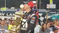 Kyle Busch turned his glitter into gold. The Monster Energy NASCAR Cup Series competitor won the 50th annual Snowball Derby and hoisted the Tom Dawson trophy Sunday at Pensacola, Florida's […]