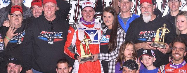 Christopher Bell added his name to the history books yet again with his second Lucas Oil Chili Bowl Midget Nationals victory in as many years Saturday night at Oklahoma's Tulsa […]