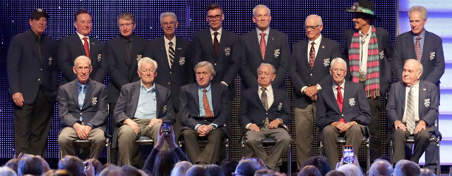 The distinguished NASCAR Hall of Fame class of 2018 includes a formidable array of eclectic talent: NASCAR's first champion, arguably the sport's most innovative crew chief, racing's most recognizable voice, […]
